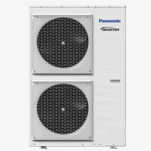 Panasonic T-Cap super cicha pompa ciepła