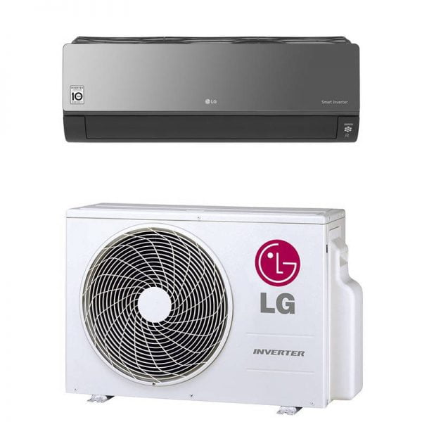 LG- klimatyzator ARTCOOL Mirror